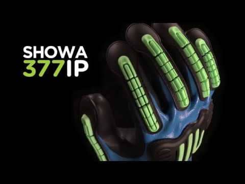 SHOWA 377-IP - Impact Your Protection Not Your Hands