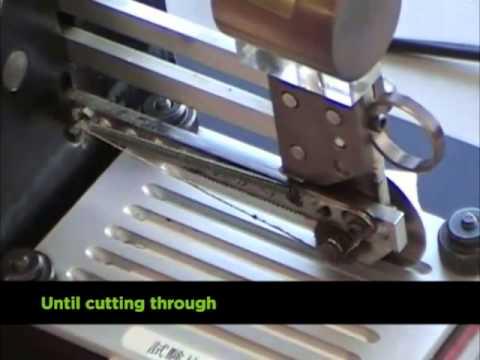 SHOWA Cut Test EN388 vs ISO 13997