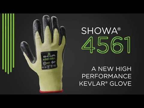 SHOWA 4561 - Kevlar® Strength, Unbelievable Comfort