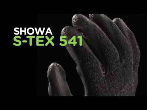 SHOWA S-TEX 541 - PU Cut Protection Glove