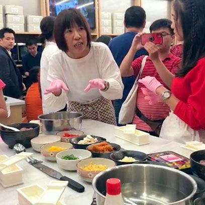 ABC Cooking Studio's 3rd Anniversary