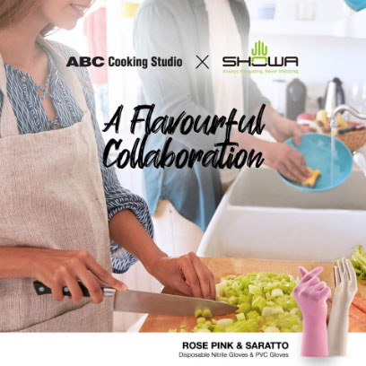 A Flavourful Collaboration with ABC Cooking Studio